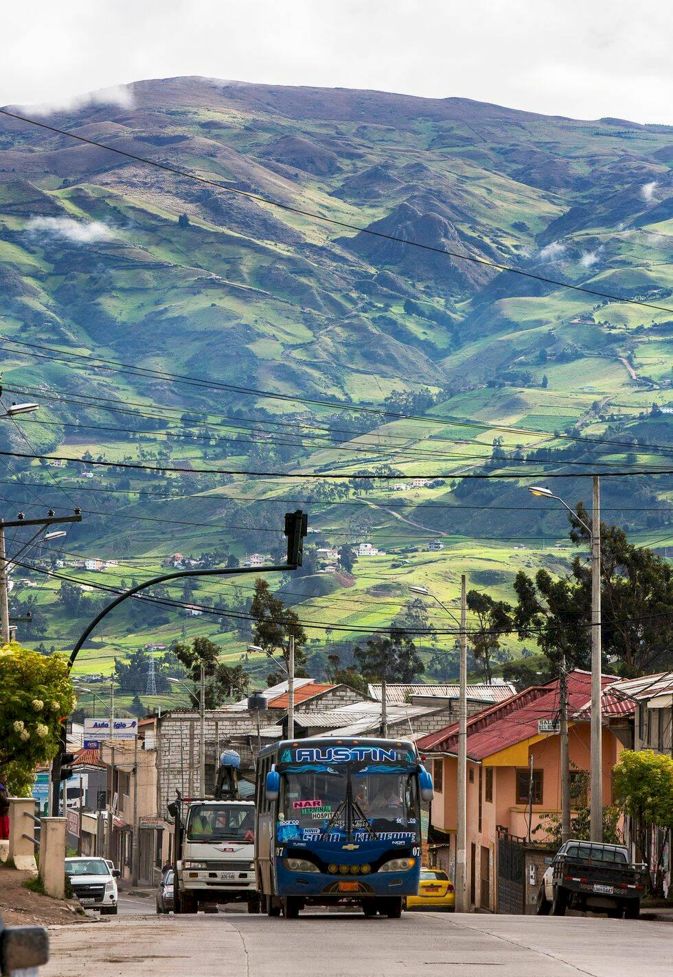 Ecuador – rundresa i djungelns hjärta