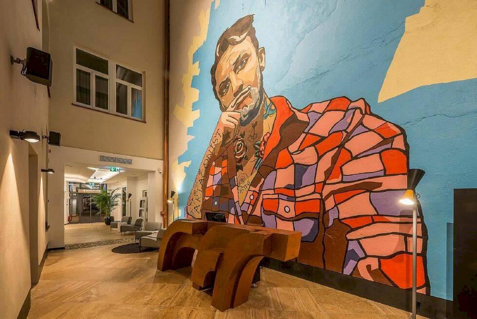 48 timmar i Vilnius – hantverksöl, illusioner och gatukonst