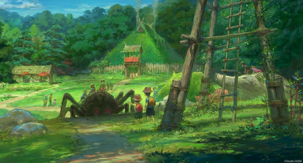 En Studio Ghibli-temapark ska öppna i Japan