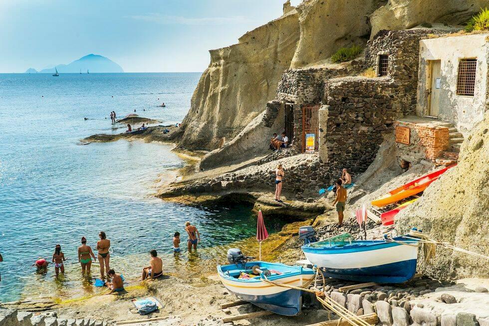 10 okända paradisöar i Europa