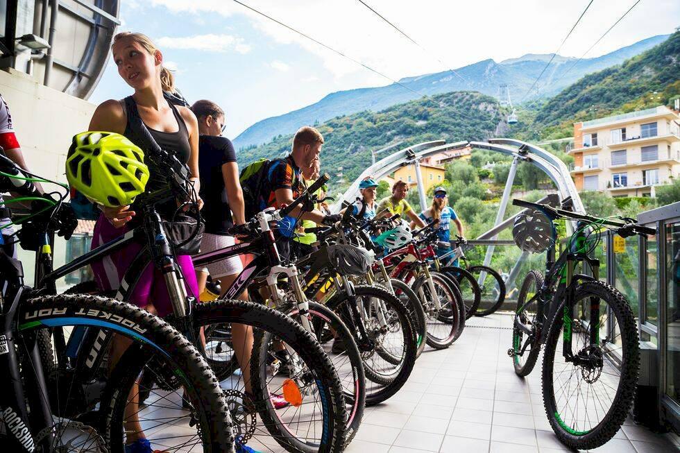 Cykelsemester i Italien – Gardasjön på två hjul