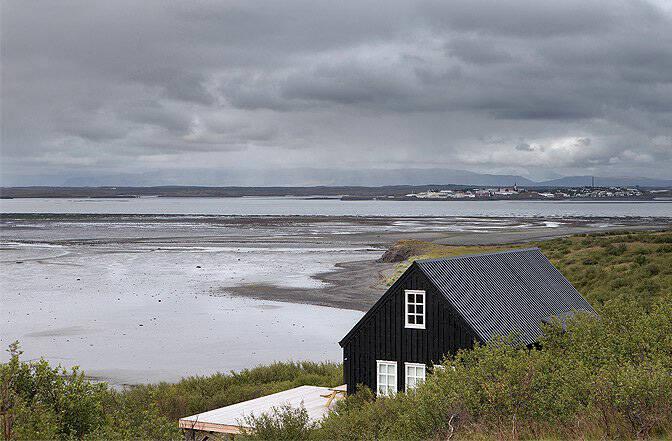 6 spektakulära hotell i den isländska vildmarken