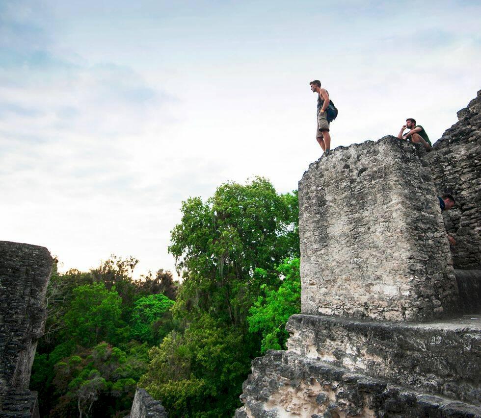 Guatemala – i maya-indianernas fotspår