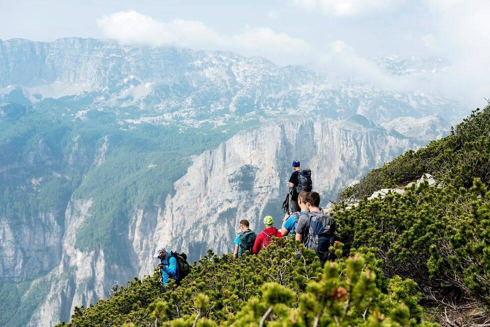 Äventyr längs Via Dinarica – till fots genom Balkan