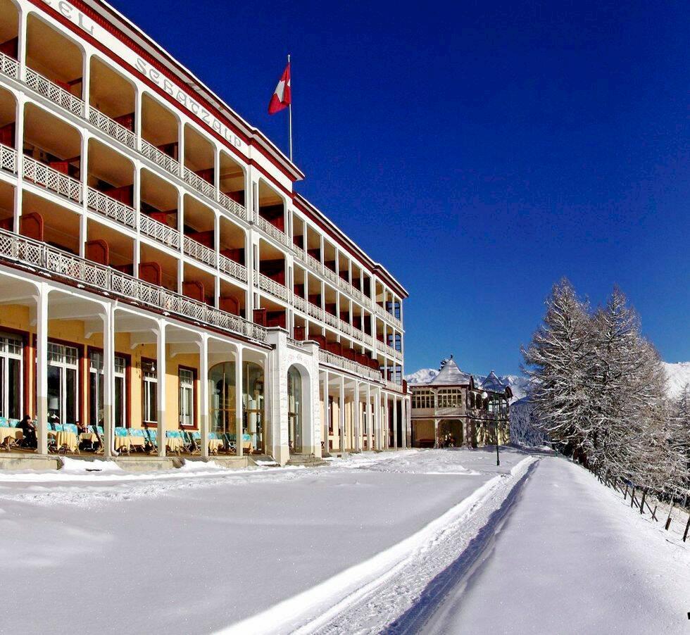 Historiska hotell – 10 exklusiva klassiker