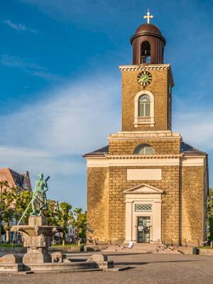 Den lilla staden vid det stora havet – missa inte tyska Husum