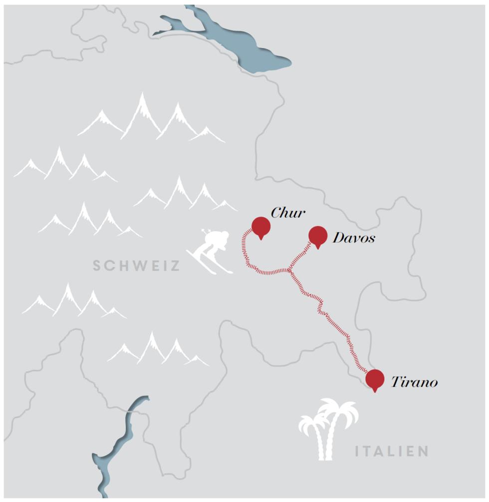 Europas vackraste tågresor – 8 makalösa rutter
