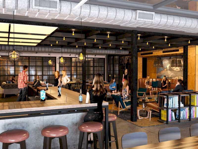 Nu öppnar världens första bryggerihotell – har egen ölkran i varje rum