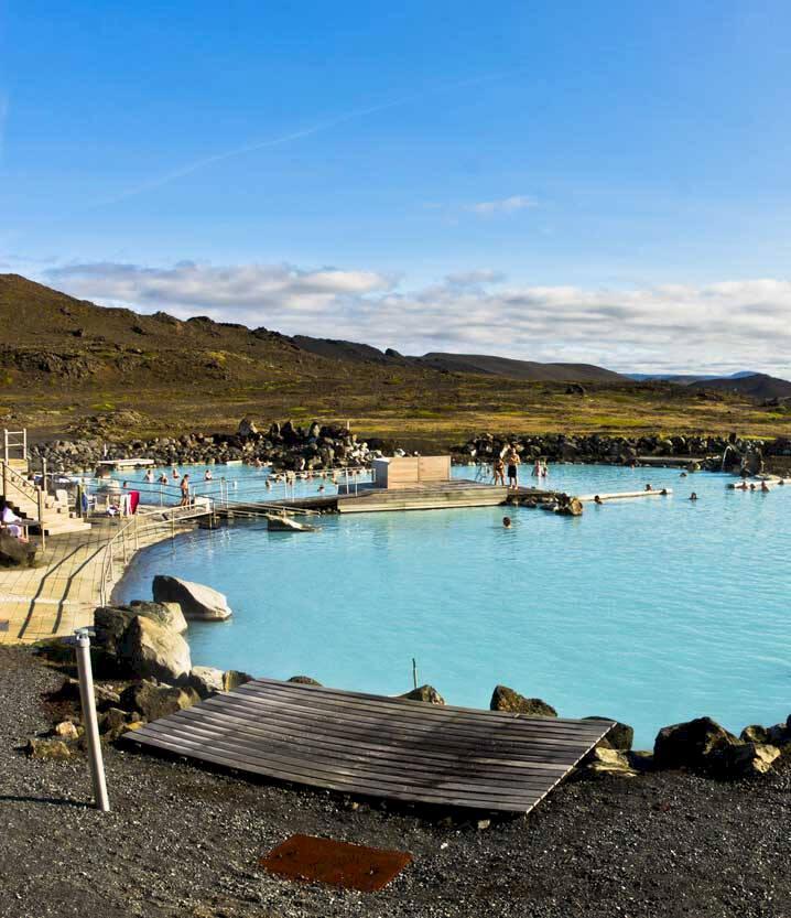 Redaktionens favoriter: Myvatn Nature Baths – het doldis i den isländska vildmarken