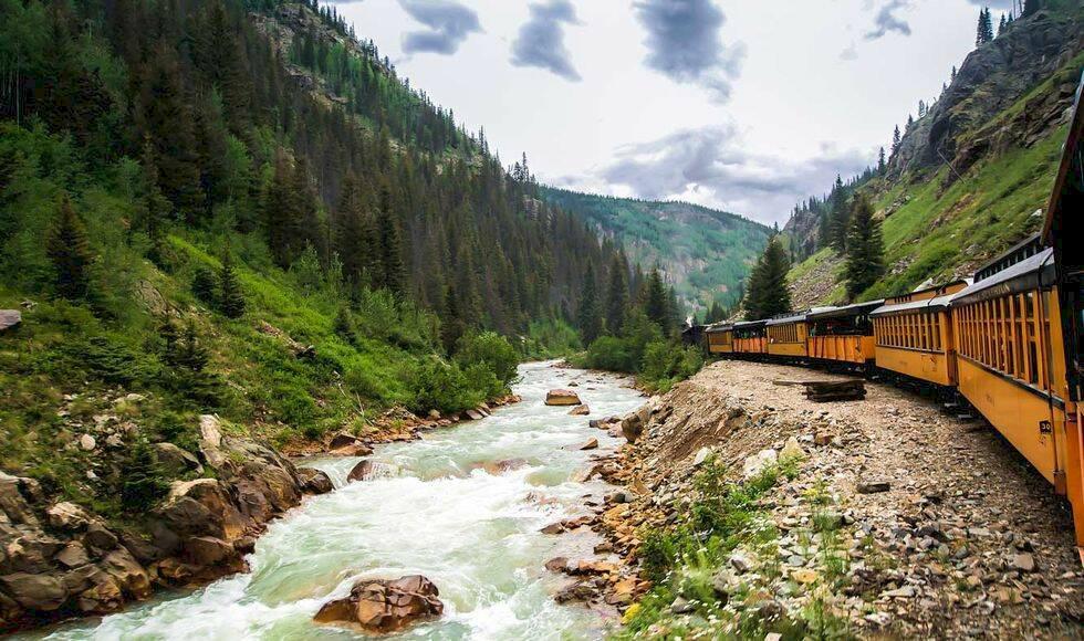 Det finns en tågresa i Colorado där allt handlar om öl