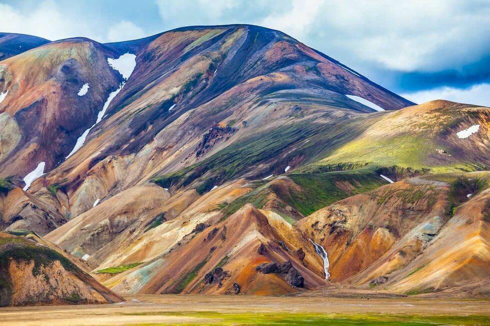7 magiska utflykter för en stopover på Island