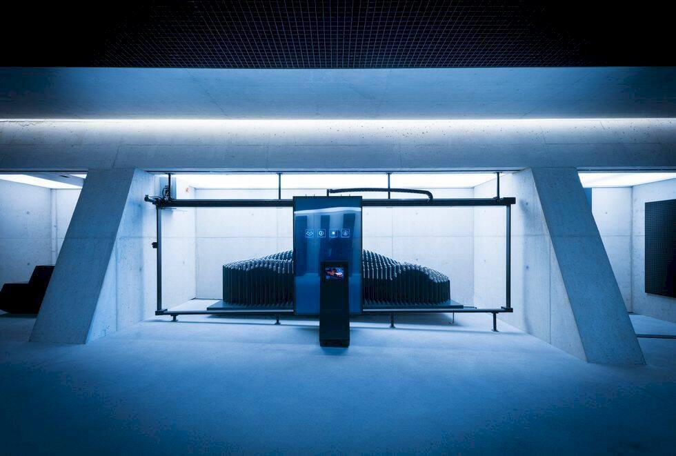 Nytt Bond-museum har öppnat i Alperna