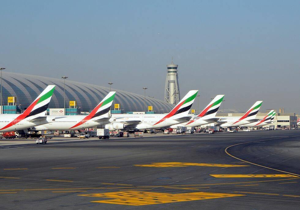 Turister varnas för att dricka alkohol på flyget till Dubai