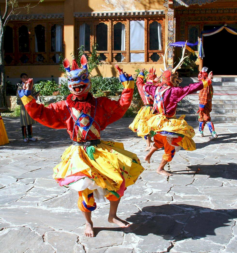 Guide: Sagolandet Bhutan