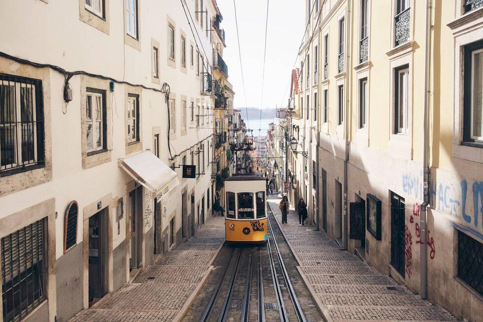 18 heta tips till Lissabon