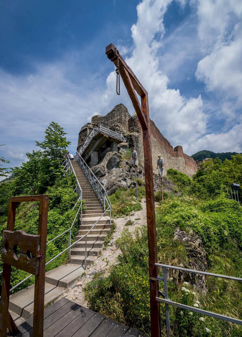 5 kusliga platser i Transsylvanien