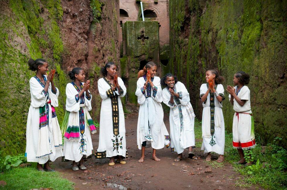 5 måsten i Etiopien – utomjordisk skönhet