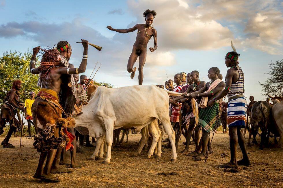 Etiopien – en utomjordisk upplevelse