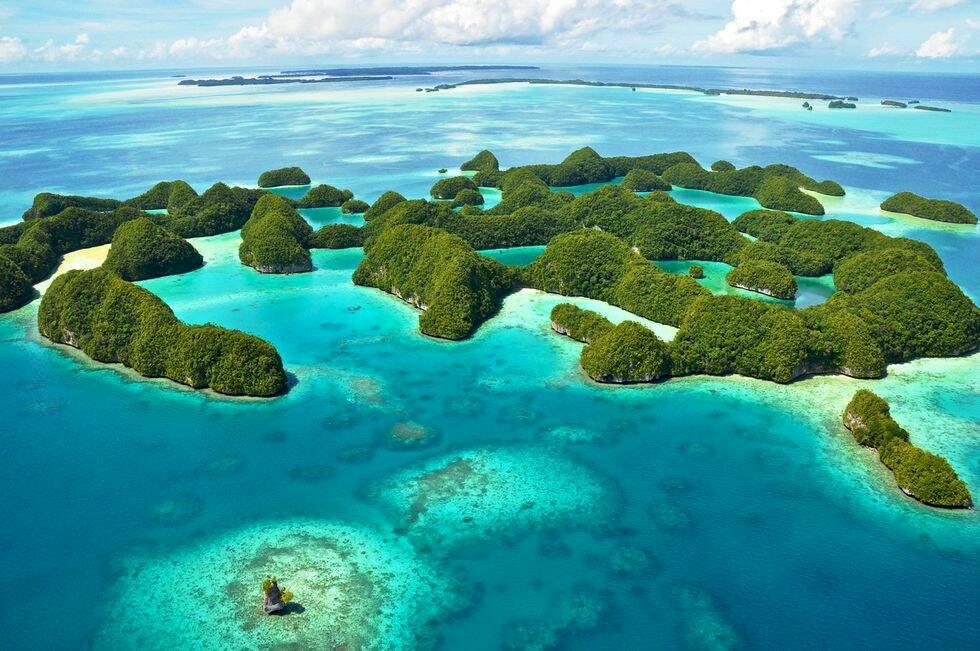 Paradisö i Stilla havet förbjuder solkräm för att skydda korallreven