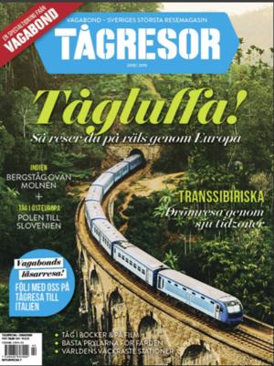 Nu blir det lättare att ta tåget ut i Europa