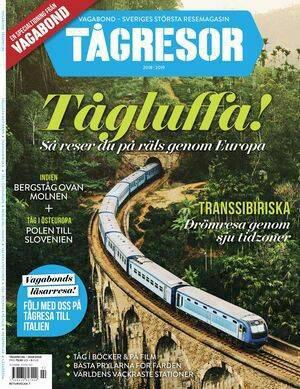 Upptäck världen med tåg – kom till Centralen på fredag