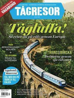 Vagabonds nya specialtidning om tågresor: Tid för tåg