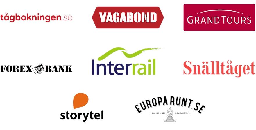 Stort intresse för Vagabonds tågresedag på Centralen
