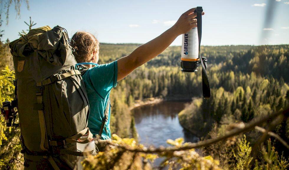 Ta det säkra före det osäkra – när det kommer till vatten