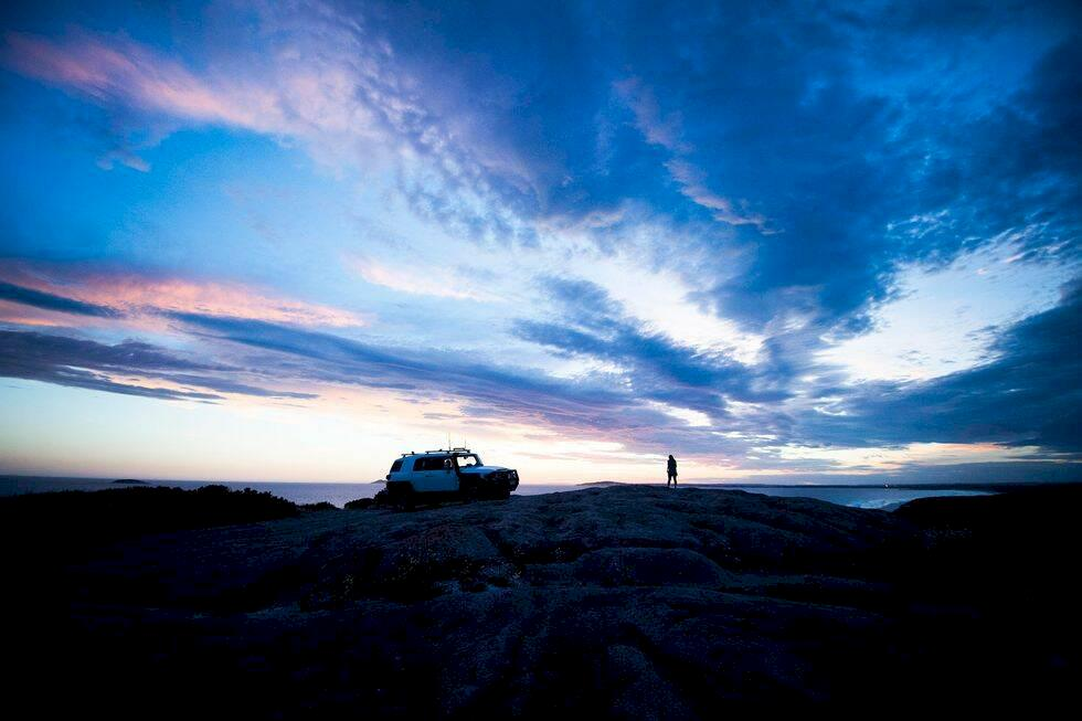 Roadtrip: Australiens vilda väst