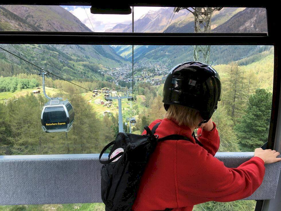 Hop on, hop off – 10 dagars tågluff i Europa