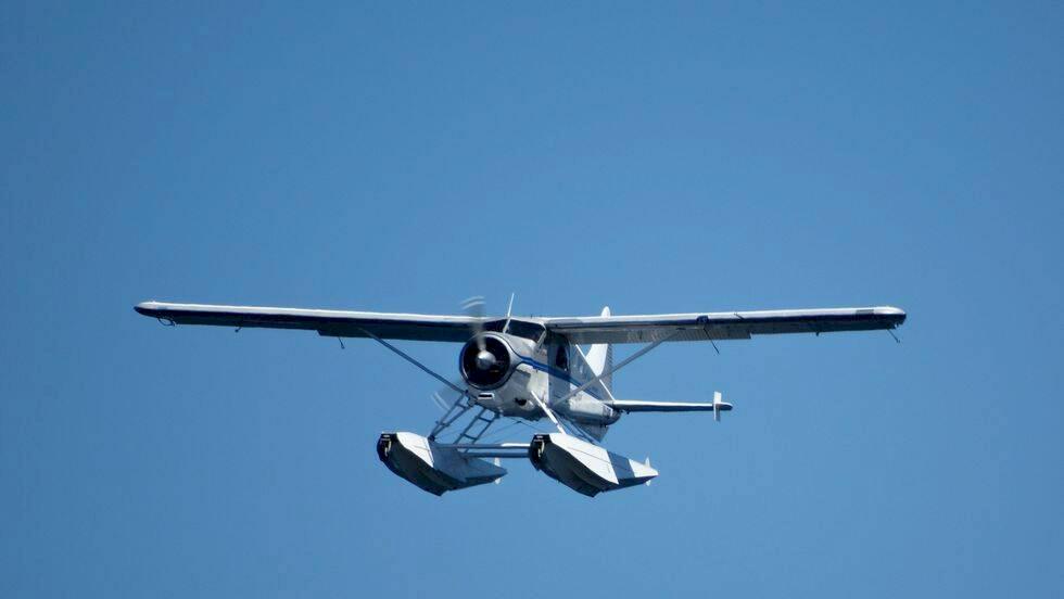 Sjöflygplanen gör comeback i Grekland