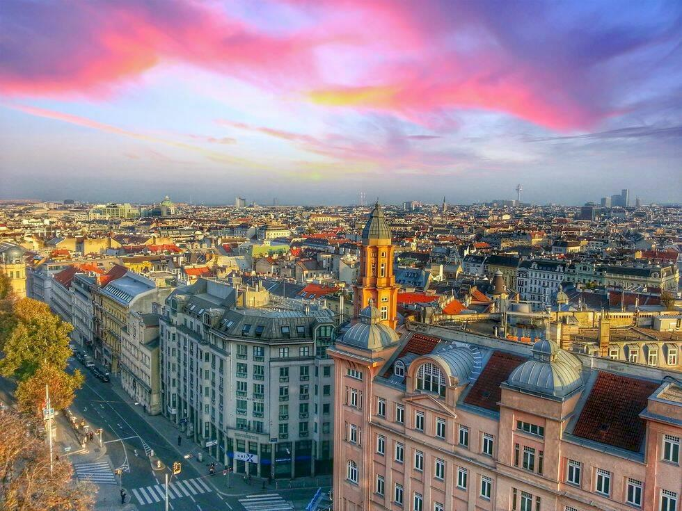 Nya direktflyg till Wien från Göteborg och Stockholm