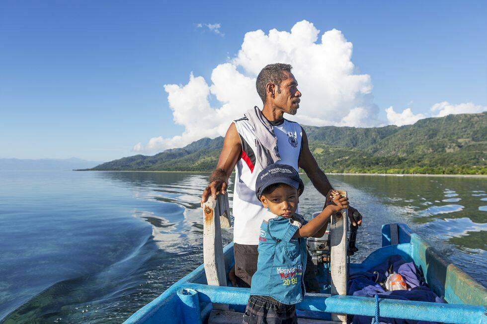 Östtimor – paradisön Atauro