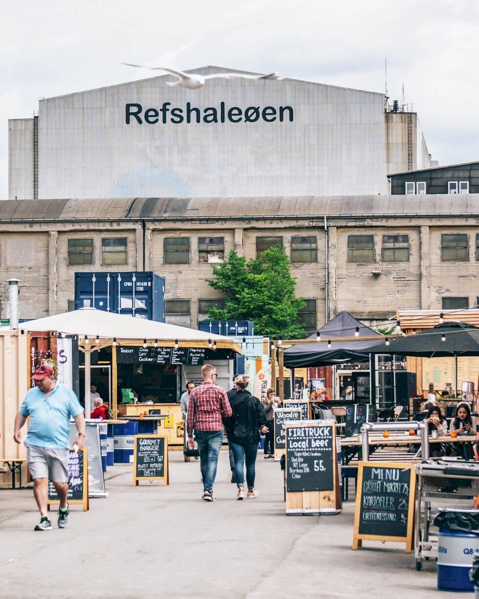 48 timmar i Köpenhamn – gastronomi, design och spännande stadsdelar