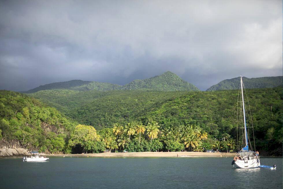 Guadeloupe – Karibien på franska