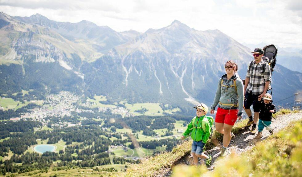 5 vandringar i alpparadiset Schweiz