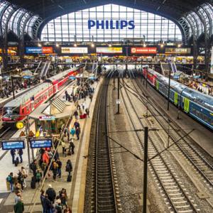 Ta tåget från Göteborg till Hamburg i sommar