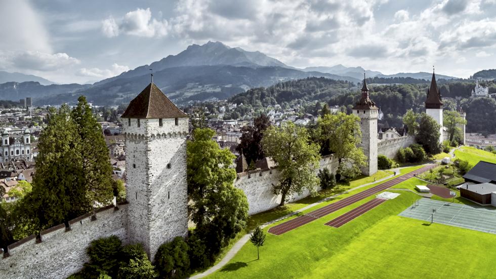 Upptäck vackra Luzern: Mycket Schweiz på liten yta