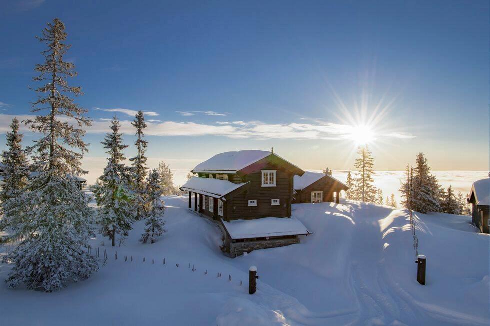 Tre nya flyglinjer till Scandinavian Mountains Airport i vinter