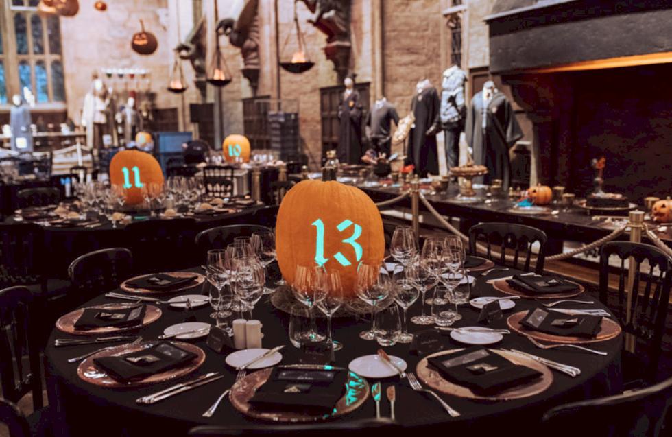 Succén är tillbaka – fira halloween på Hogwarts