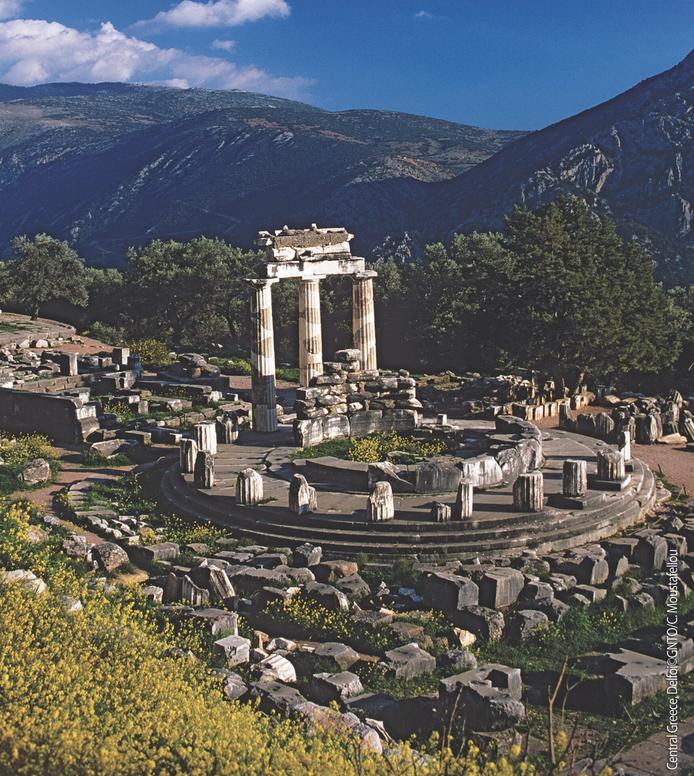 Upptäck en ny sida av Grekland: 7 alternativa tips