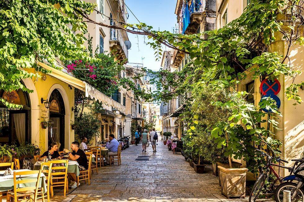 Guide till Korfu och 5 bästa stränderna