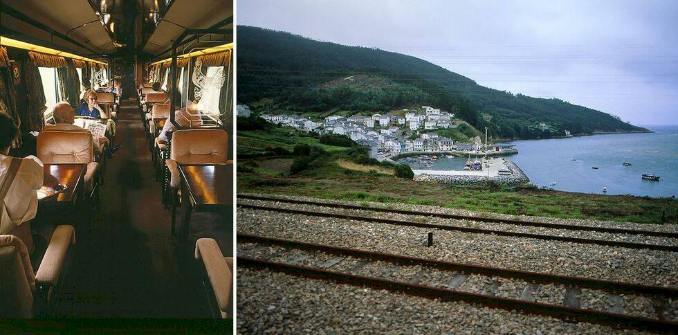 6 fantastiska tågsträckor i Spanien