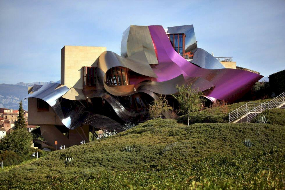 Spaniens mest spektakulära byggnader