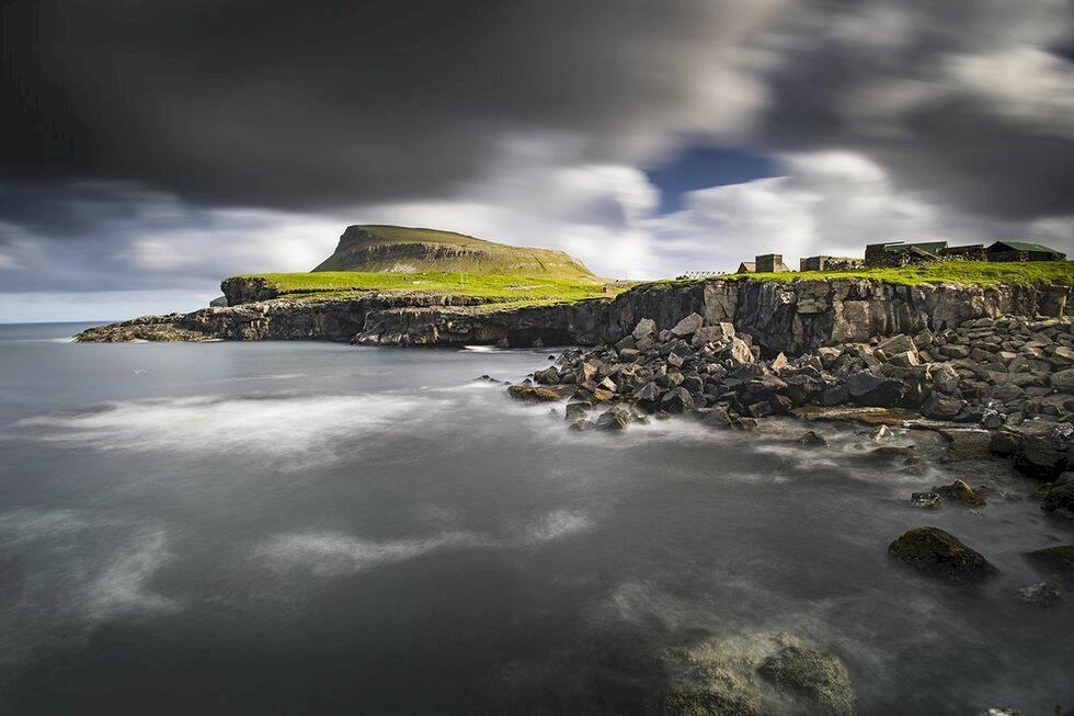 Miniguide till natursköna Färöarna