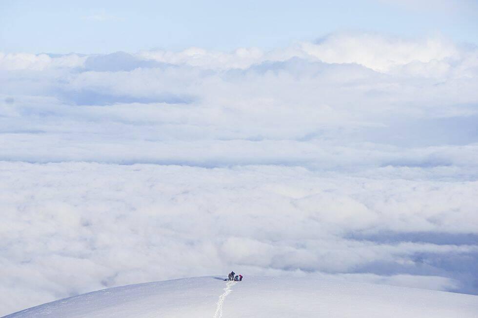 Han reste jorden runt utan att flyga