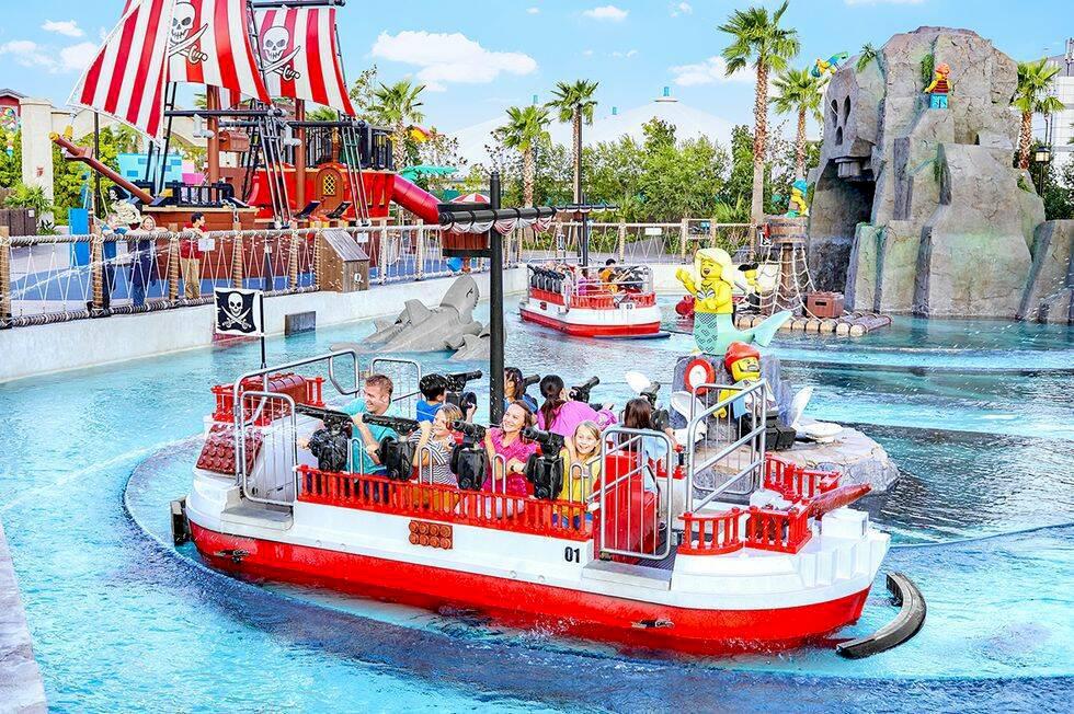 Världens största Legoland öppnar 2020