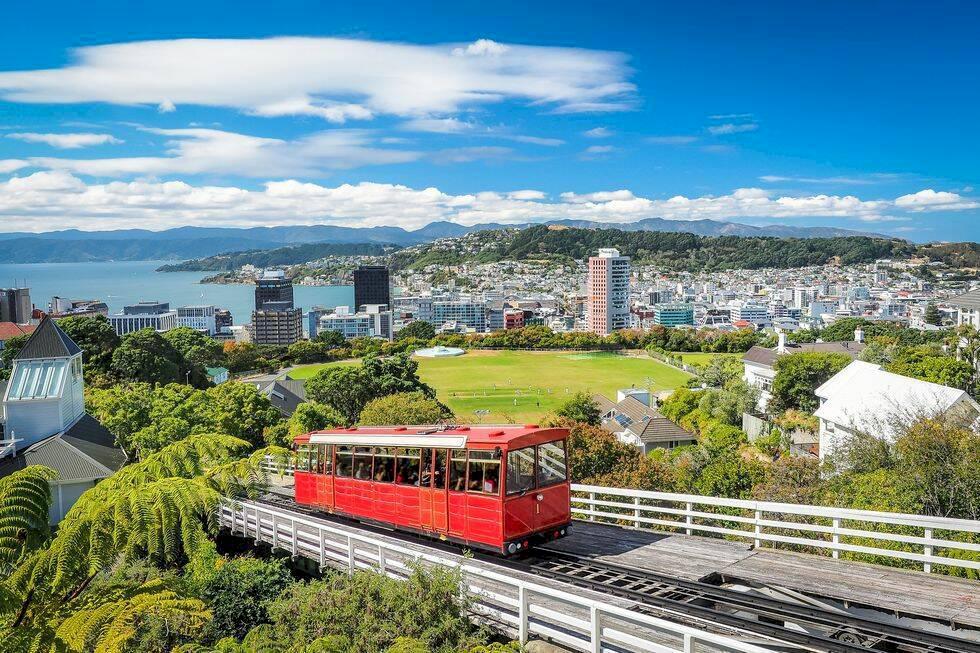 DÙ�rför älskar man Wellington – Nya Zeelands sköna lilla huvudstad