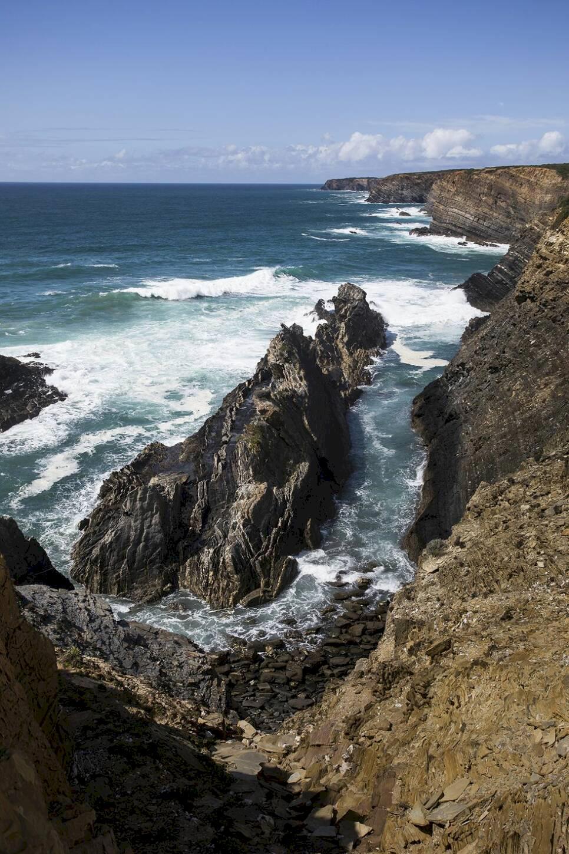 Portugals orörda och vilda kust