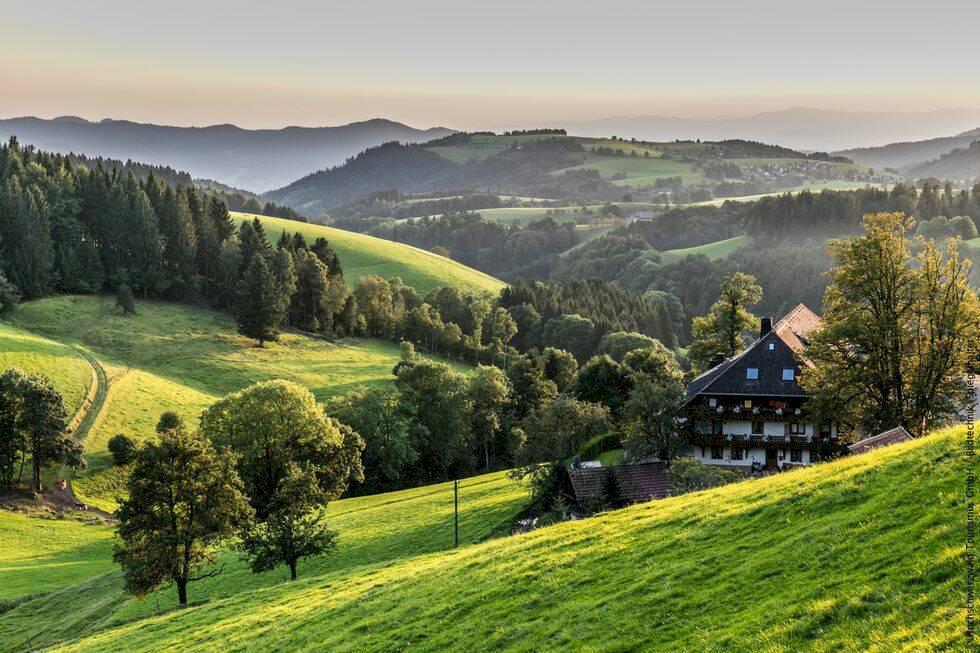 Tysklands 16 vackraste tågsträckor